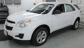 2010-2015 Chevrolet Equinox and GMC Terrain