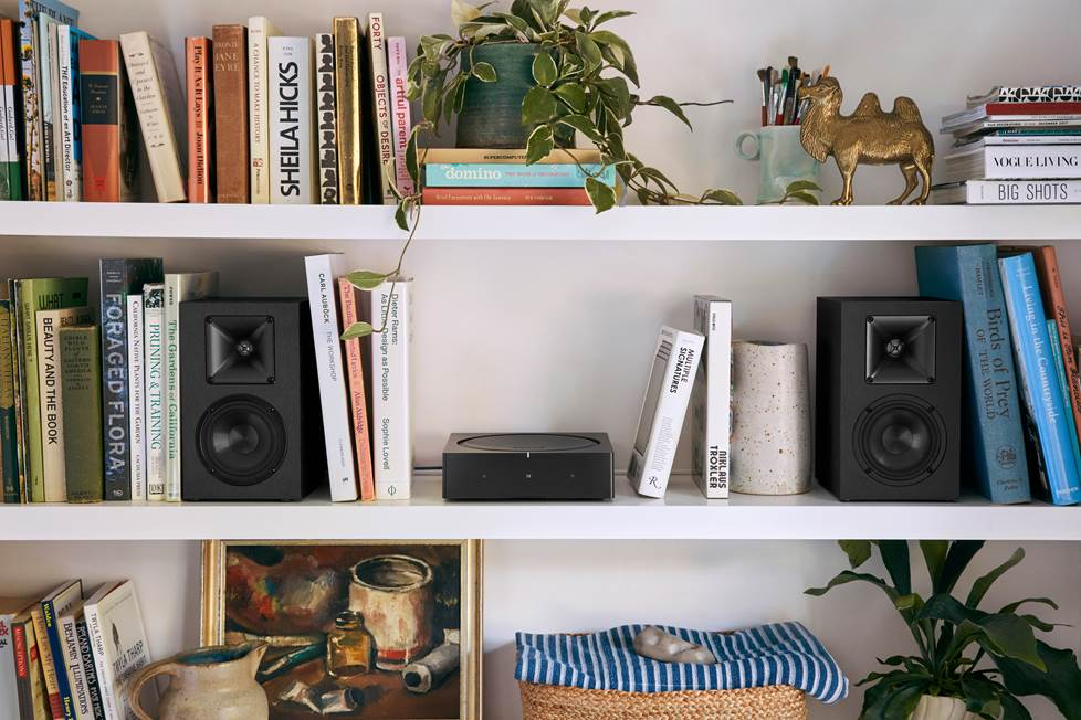 Sonos amp with speakers