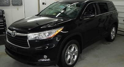 2014-2019 Toyota Highlander