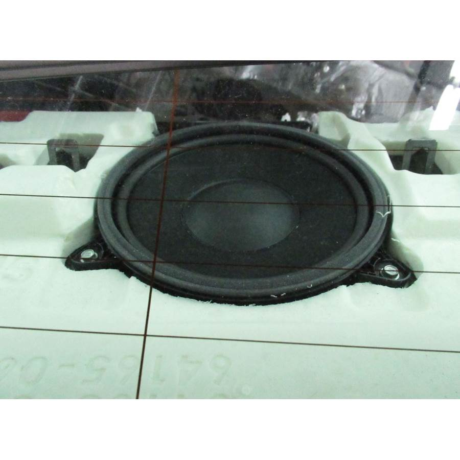 2020 Toyota Camry Rear deck center speaker