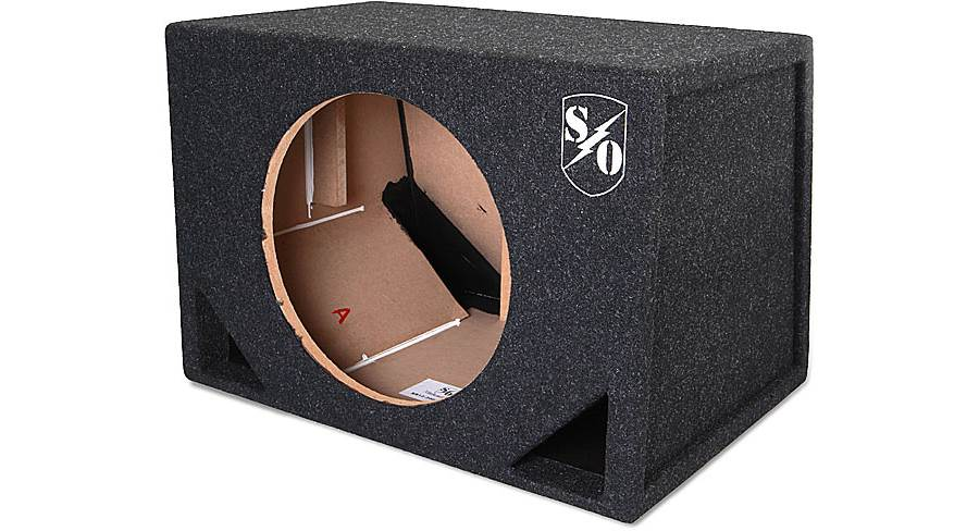 A ported sub enclosure