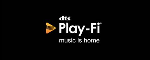 What is DTS Play-Fi wireless audio?