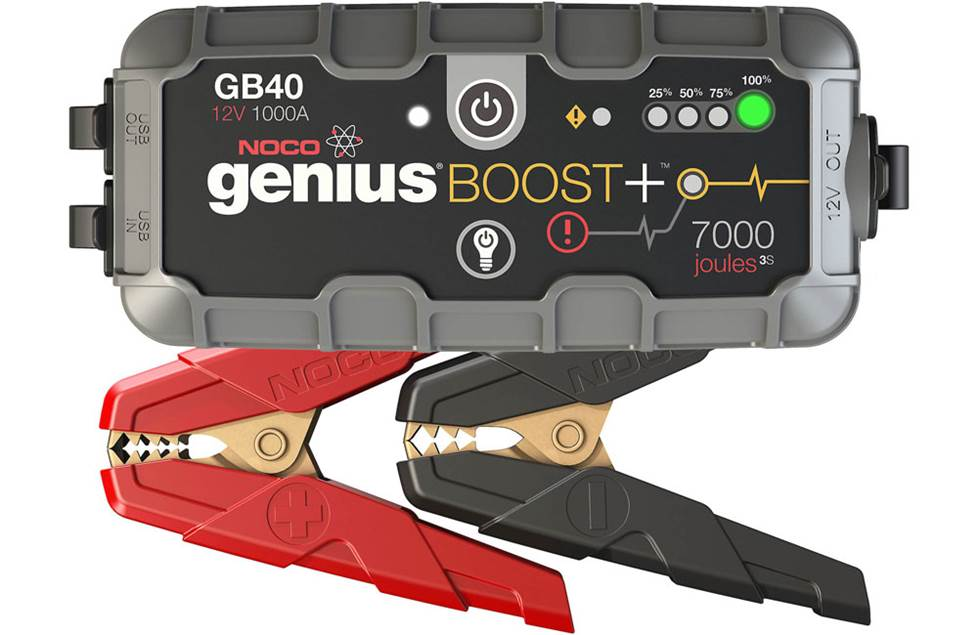 NOCO GB40 Boost jump starter