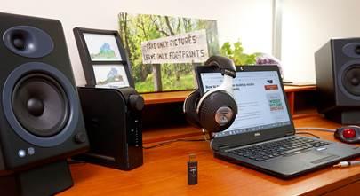 How to build a killer desktop audio system