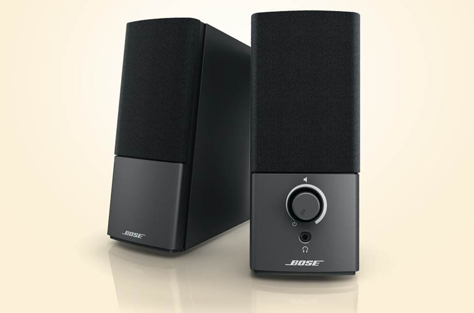 Bose Companion 2 Series III speakers