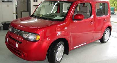 2009-2014 Nissan Cube