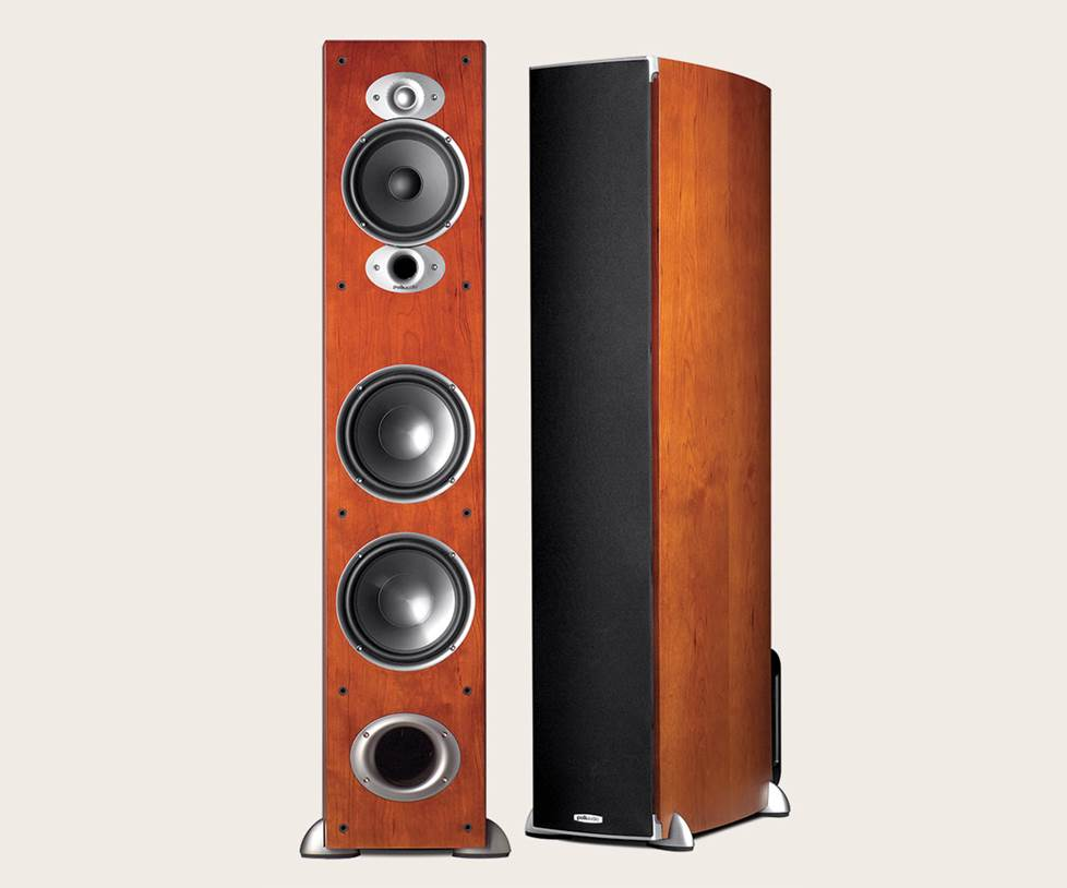 Polk RTi A7 floor standing speakers