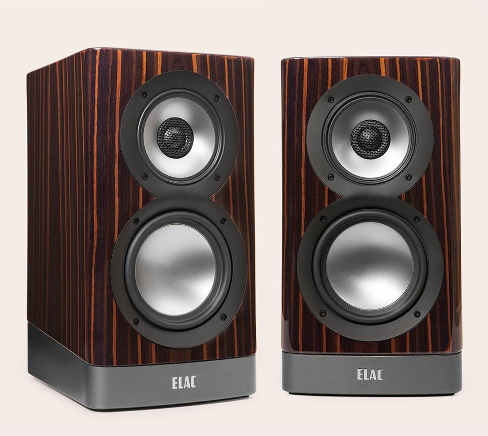 ELAC Powered speakers