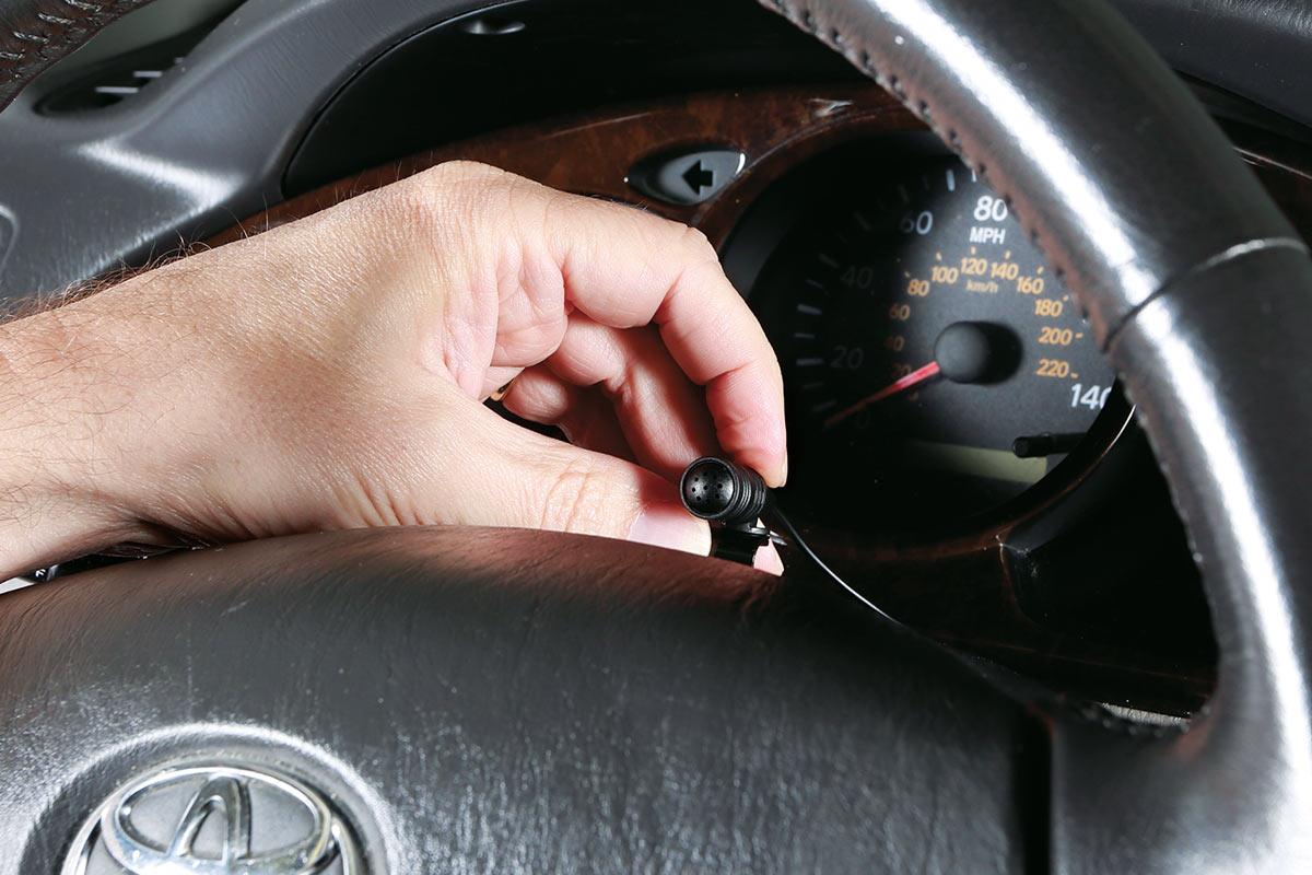 Bluetooth Media Audio Music Remote Control Car Steering Wheel Bike Mount Lot