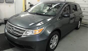 2011-2017 Honda Odyssey
