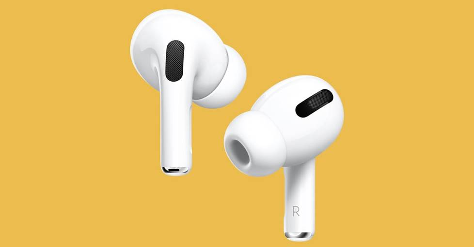 Apple AirPods Pro with Wireless Charging Case True wireless earbuds with H1 chip and active noise cancellation