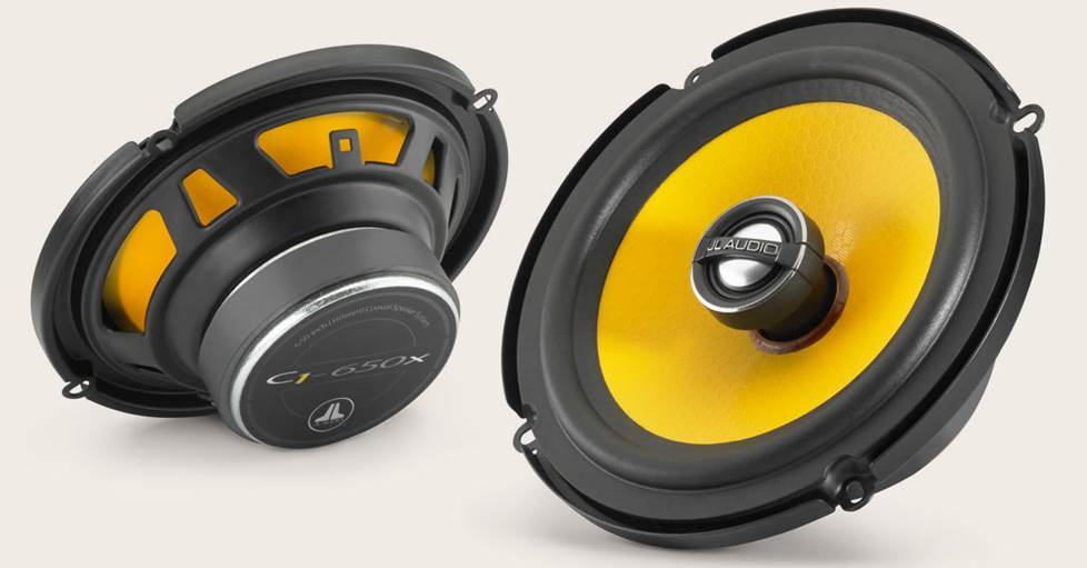 JL Audio C1 Series car speakers