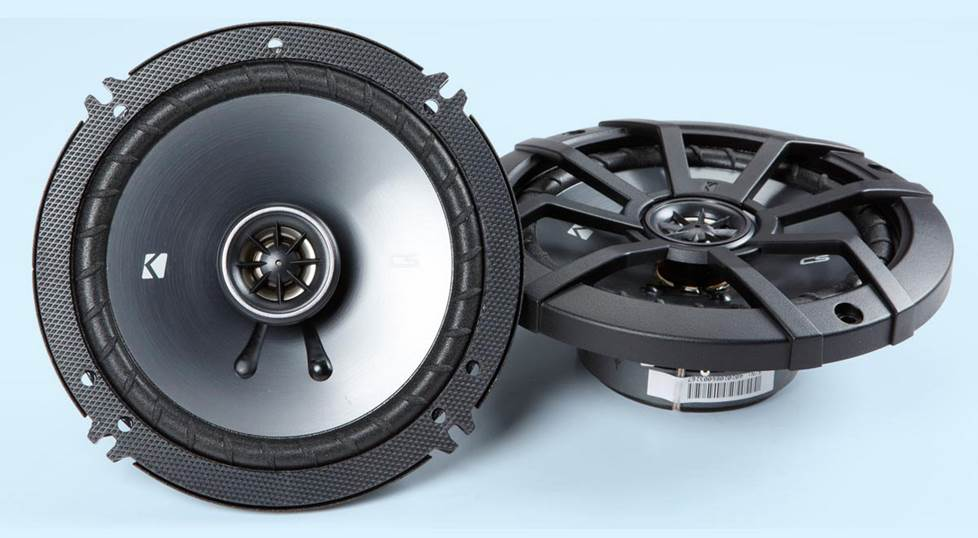 Kicker CS Series car speakers