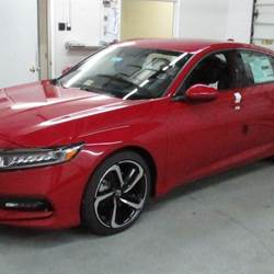 2020 Honda Accord Touring Exterior