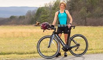 Fitness gear for a triathlete-in-training