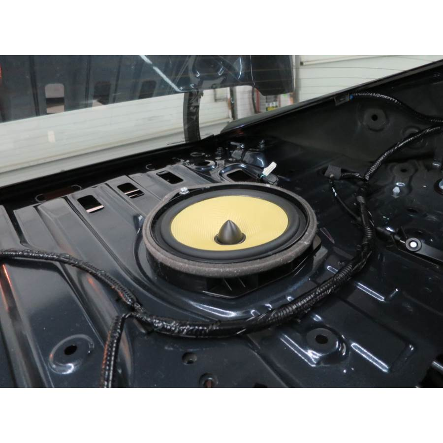 2016 Honda Civic EX-L Rear deck speaker