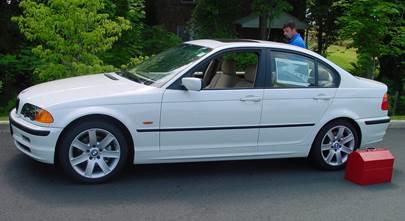 1999-2005 BMW 3 Series sedan