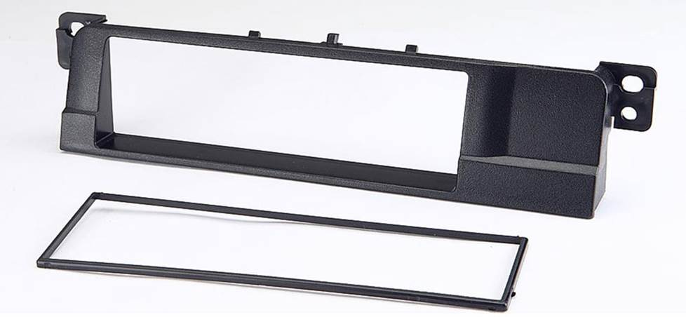 BMW 3 series dash kit single-DIN