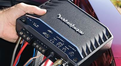 Car amplifier installation guide