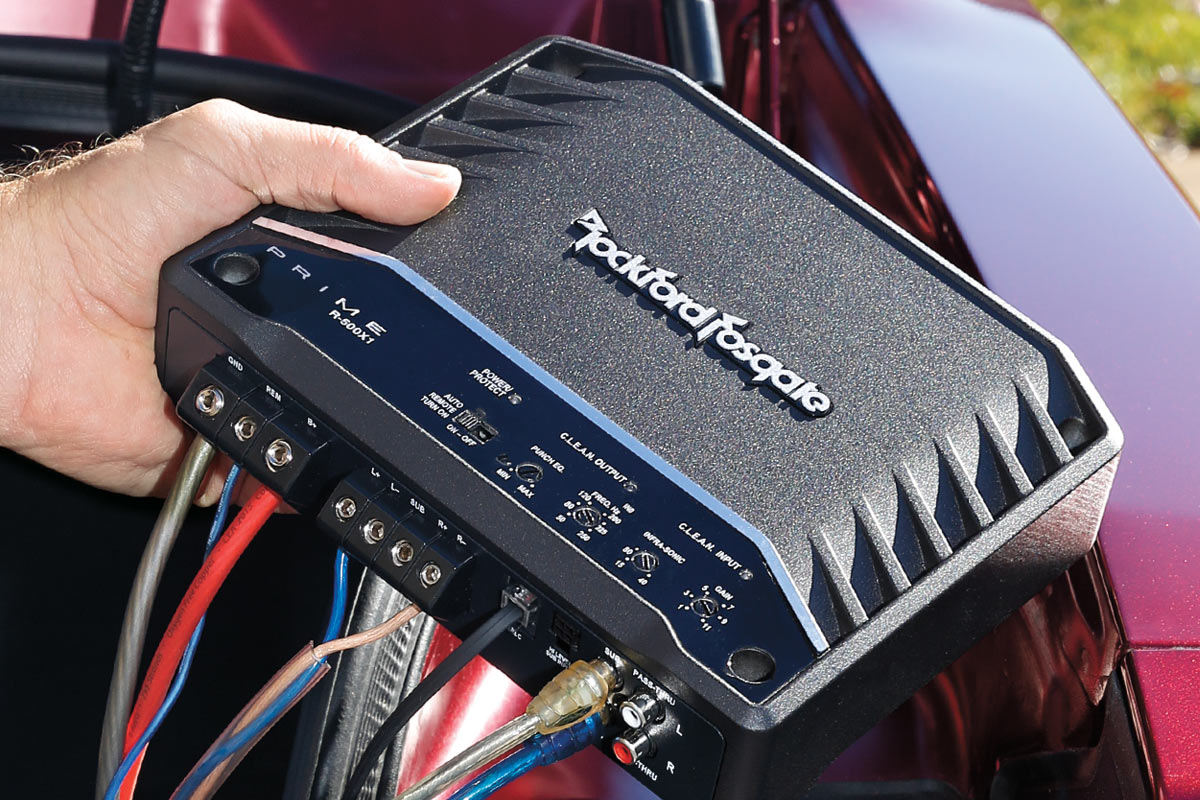 crutchfield 5 channel amp wiring diagram step by step instructions for wiring an amplifier in your car  wiring an amplifier in your car