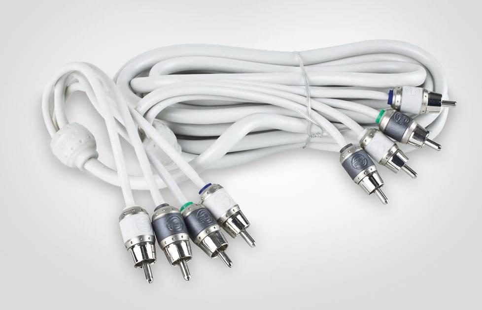 120RCA174 RCA patch cables