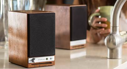 Best powered speakers for stereo listening