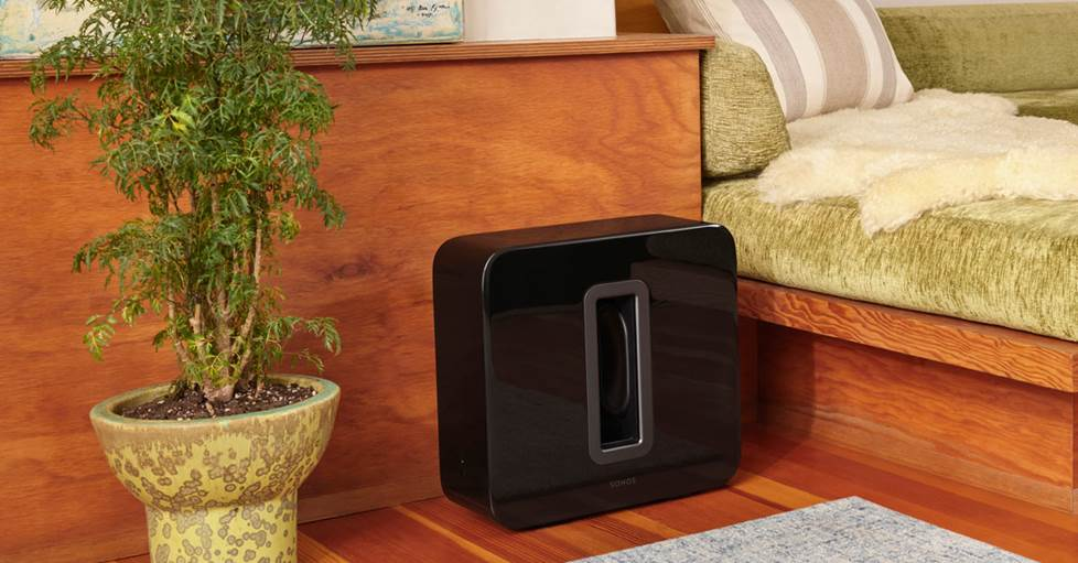 Sonos Sub (Gen 3) Wireless subwoofer