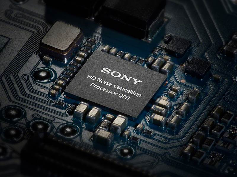 Sony QN1 processor chipset