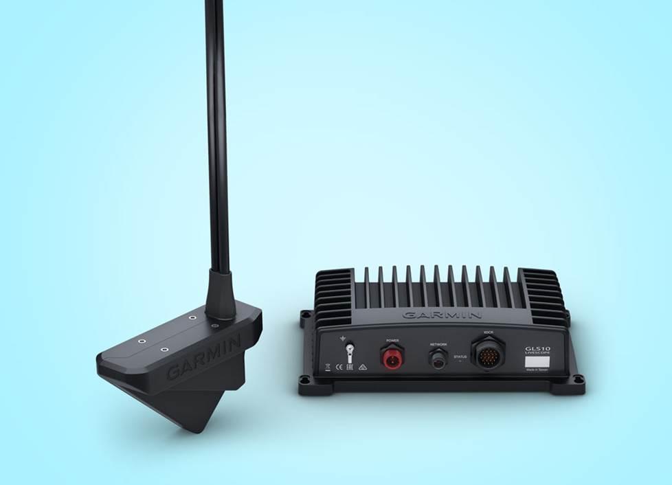 Pantoptix LiveScope transducer