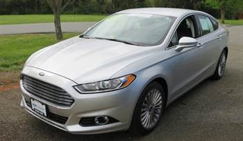 2013-2020 Ford Fusion