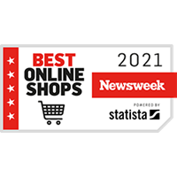 Newsweek one of America's Best Online Shops