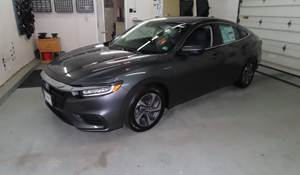 2021 Honda Insight Exterior