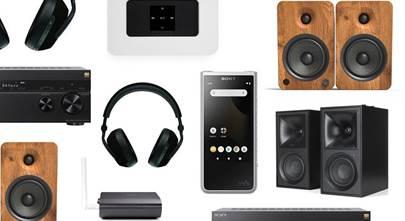 Bluetooth home stereo
