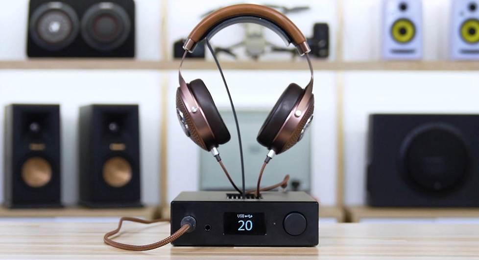 Focal Arche Headphone amp/DAC/preamp