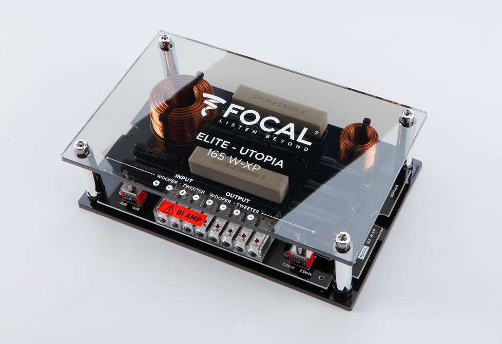 focal bi amp