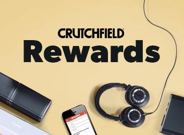 Crutchfield Rewards