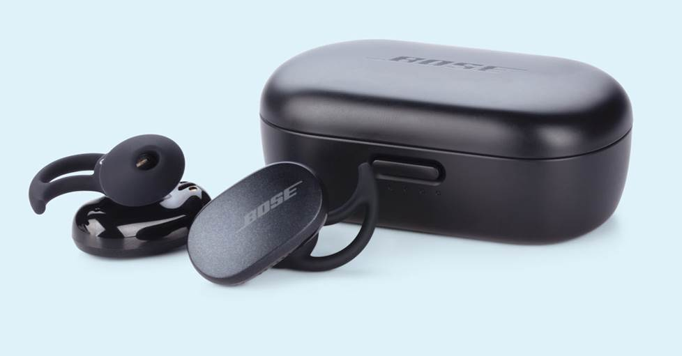 Bose QuietComfort? Earbuds True wireless noise-cancelling in-ear headphones