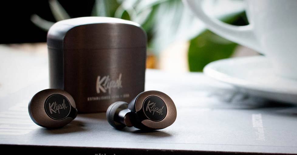 Klipsch T5 II True Wireless In-ear Bluetooth? headphones