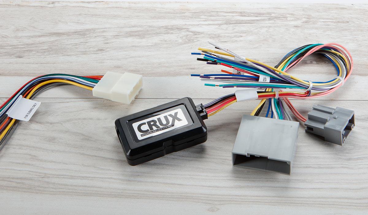 Guide to Car Stereo Wiring HarnessesCrutchfield