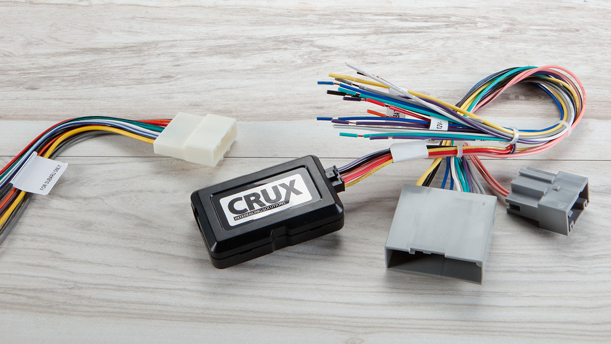 Guide to Car Stereo Wiring Harnesses | Winnebago Car Stereo Wiring Harness |  | Crutchfield