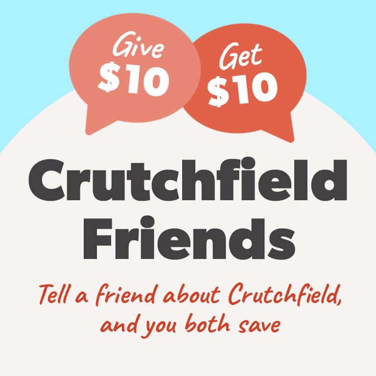 Crutchfield Friends