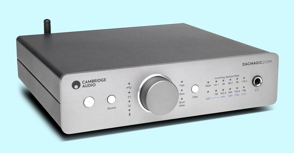 Cambridge Audio DacMagic200M