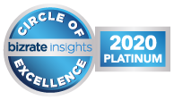 BizRate Circle of Excellence Platinum