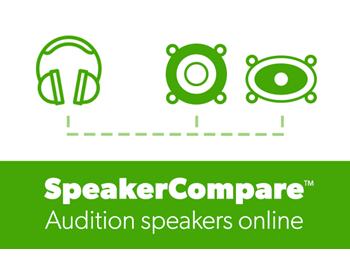 Crutchfield SpeakerCompare