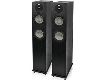 on select KLH speakers and headphones