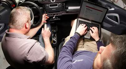 Research Your Car the Crutchfield Way