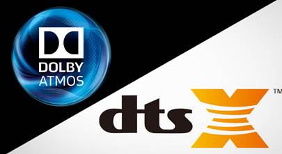 DTS:X vs. Dolby Atmos