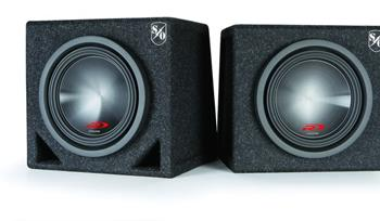 Sealed vs. ported subwoofer boxes