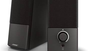 Bose® Companion® 2 Series III multimedia speakers review