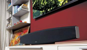 How to connect and set up your sound bar